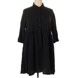 Trafaluc by Zara Black Casual Dress